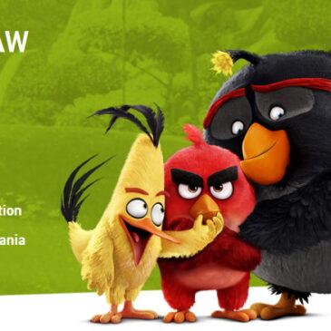 JA + Wściekły Zestaw – Angry Birds w specjalnych promocjach Plusa!
