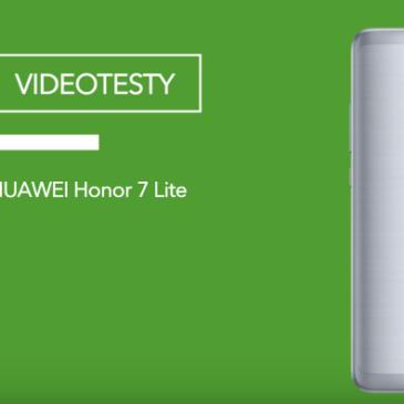 HUAWEI Honor 7 Lite – test