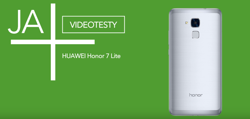 HUAWEI Honor 7 Lite – test