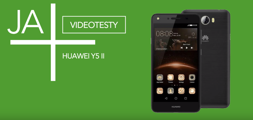 Huawei Y5 II – test