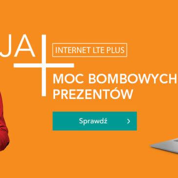 Testuj LTE Plus przez dwa miesiące za 9 zł!