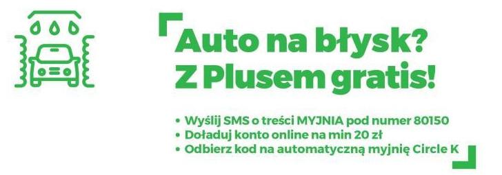 """""""Auto na błysk"""" w nowej promocji Plusa dla klientów usług prepaid i mix"""