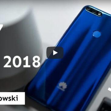 Huawei Y7 Prime 2018 – recenzja
