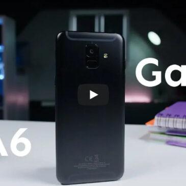 Samsung Galaxy A6 Recenzja