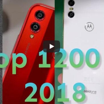 Najlepsze smartfony za 1200 zł 2018