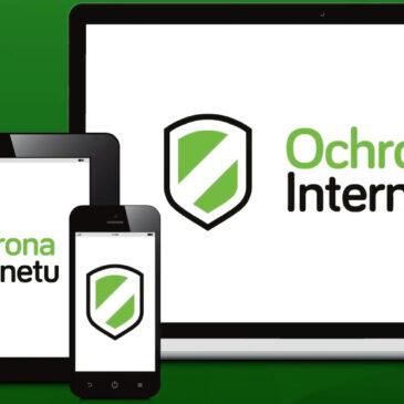 Czuj się bezpiecznie dzięki usłudze ,,Ochrona Internetu''