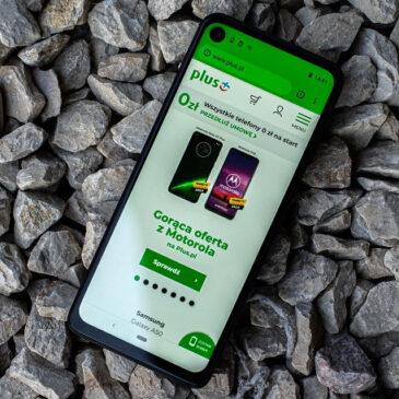 Motorola One Vision w Plusie